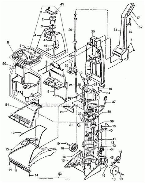 rug doctor repair manual rug doctor parts diagram wiring diagram and fuse box diagram