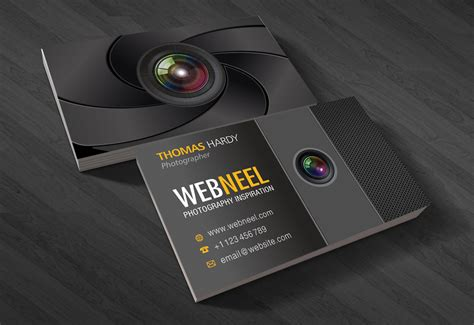 photographer business card template psd free business card designs for photographers songwol