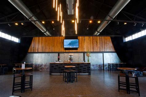 The Shed Docklands by Waterfront Restaurants Melbourne Hcs