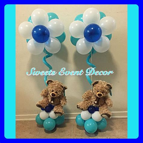 Baby Shower Teddy Decorations by 8 Best Teddy Theme Baby Shower Decoration Images On