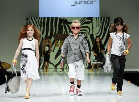 Contention On The Catwalk As Fashion Finds It Conscience by Project Kid Way The And Adults Take The Stage