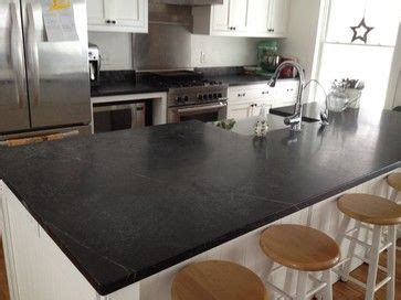 How To Clean Soapstone Countertops Soapstone Counters With Heavy Use And Maintenance