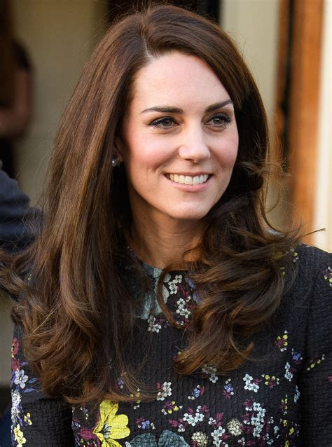 Kate Middleton Hairstyles by Kate Middleton S Hair How She Cares For It Styles It And