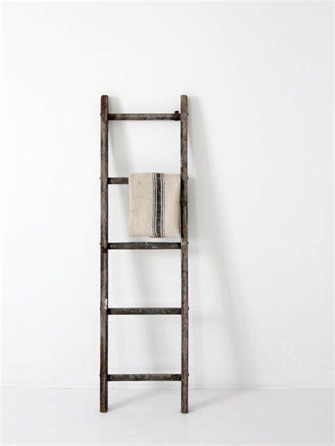 bathroom towel ladder wood free ship antique wood ladder picking ladder ladder
