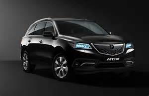 Length Of Acura Mdx 2017 Acura Mdx Release Date Price Specs New Automotive