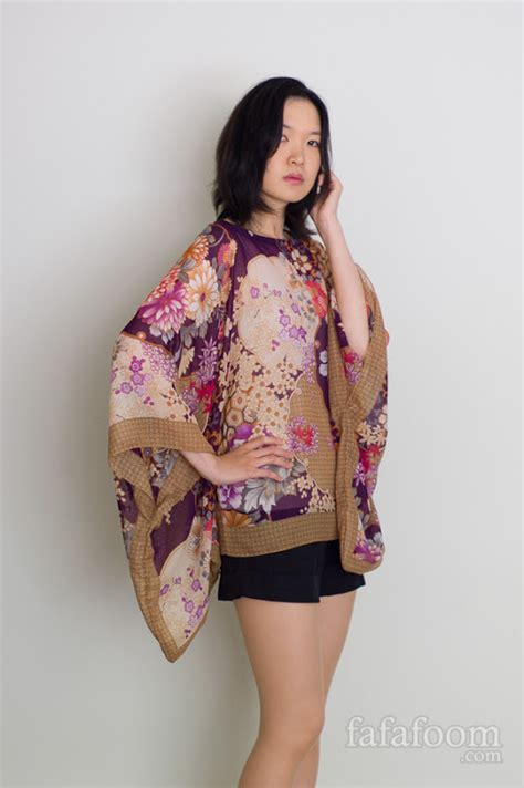 best scarf diy scarf top with kimono sleeves fafafoom