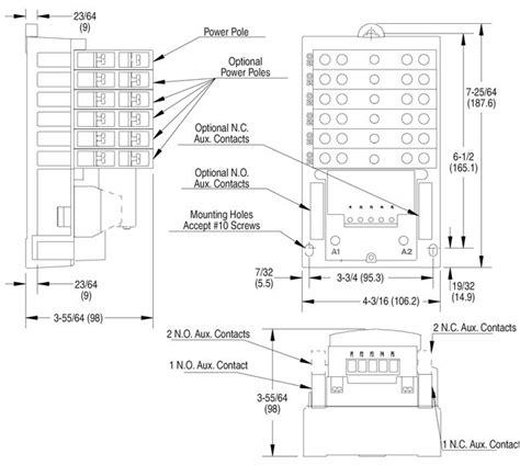 hager contactor wiring diagram 30 wiring diagram images
