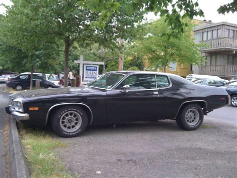 plymouth satellite 1973 1973 plymouth satellite mopar