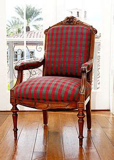 antique armchair styles red colorblock wing chair chairs red and by