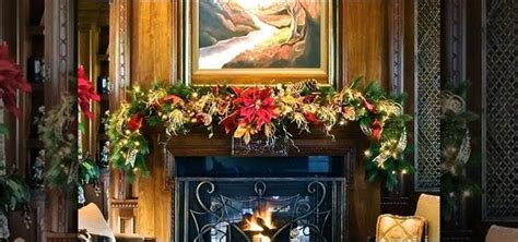 how to decorate your fireplace mantle and table top with