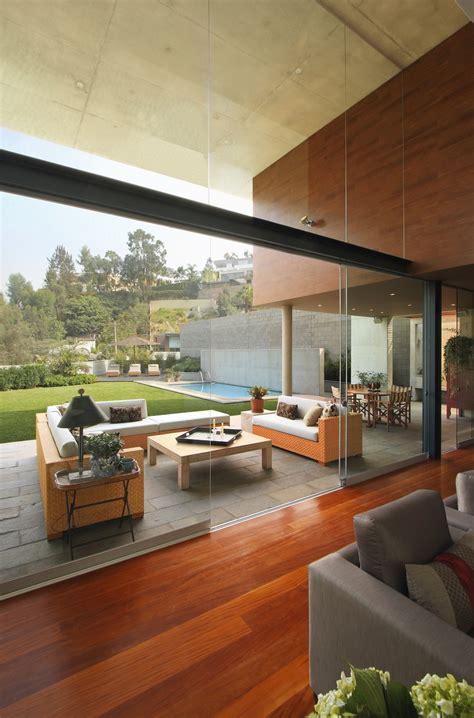 indoor outdoor house modern interplay of indoor and outdoor living spaces s