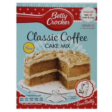 betty crocker cake mix recipes coffee cake mixes betty crocker