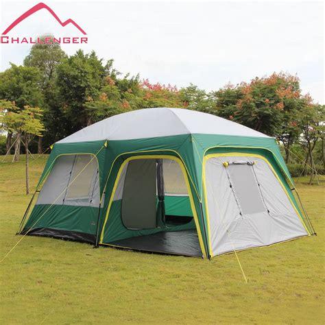 Outdoor Living Room Tent Uv 50 2 Bedroom 1 Living Room 6 8 10 12 Person