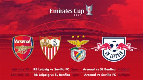 emirates open day 2017 emirates cup 2017 line up confirmed news arsenal com