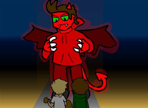 Tom Green Desk Demons Eddsworld Wiki