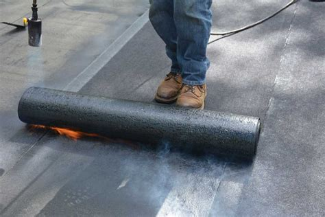 flat roof materials installation costs  pvc  tpo
