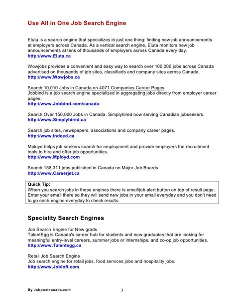 Find Search Canada Search Engine Wowjobs Autos Post