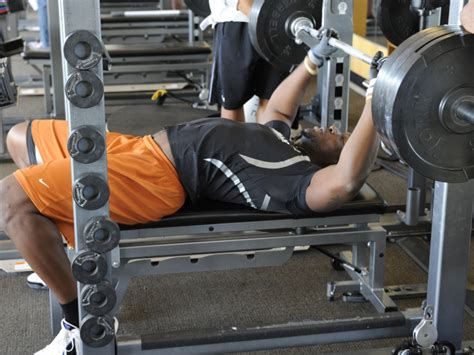 rm bench press nfl combine secret 1 boost your bench press play