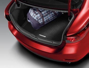 Mazda 3 Cargo Mat by Mazda 6 Cargo Mat Black
