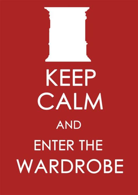 How To Prevent D In Wardrobes by Pin By Esther Bair On Narnia Narnia Keep