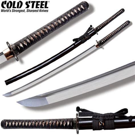 cold steel warrior series o katana 88bok