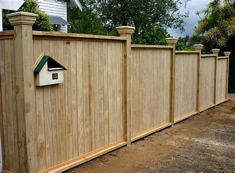 Shiplap Fence by Premium Shiplap Southern Alps Fence