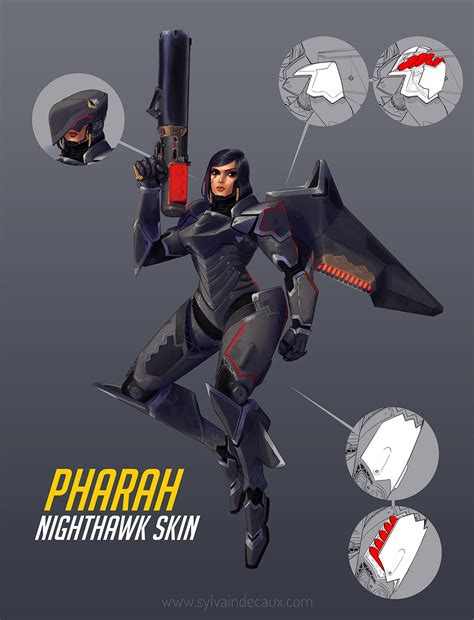 New Ow Overwatch Tracer Pharah Soldier 76 Figure Gift 22 overwatch fan skins that deserve to be in the dorkly post
