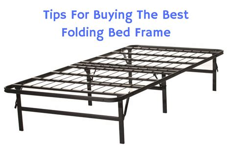 best folding bed tips for buying the best folding bed frame a folding bed
