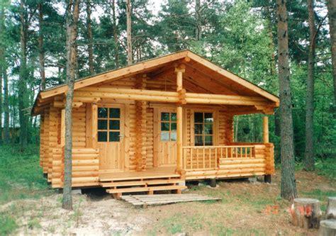 Large Log Cabin Home Floor Plans