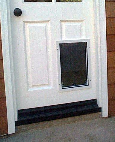 security screen doors security screen door with doggie door