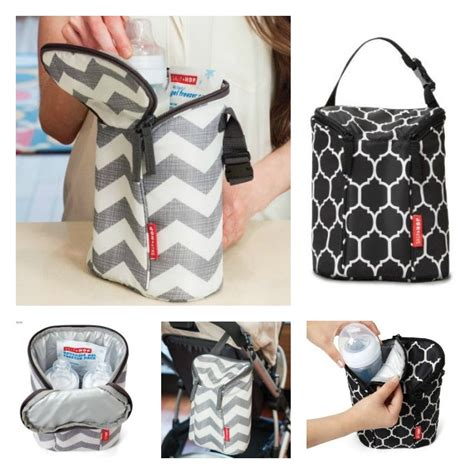 Tommee Tippee Dual Insulator Thermal Cooler Bag Tas Warmer Pouch image gallery insulated bottle bag