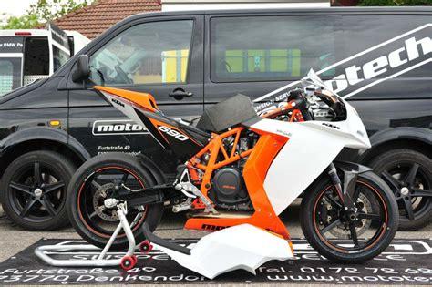 Mototech Ktm Ktm Rc4 690r Supermono By Mototech Asphalt Rubber