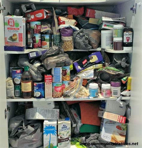 Clean Pantry by Pantry Clean Out Passover 2015