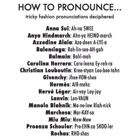how to pronounce pronounce names keywordsfind com