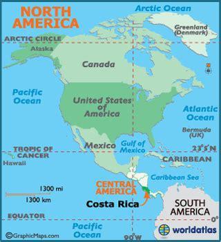 san jose map latitude and longitude x central america countries