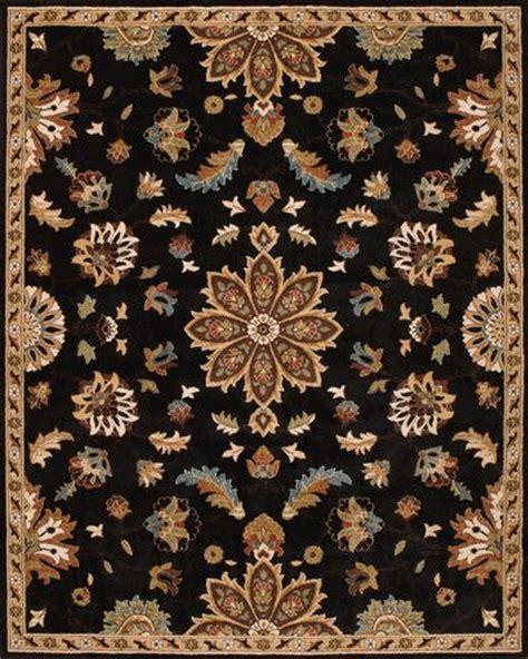 7 X 9 Area Rugs Menards Natco Fregio Alhambra Black Area Rug 7 11 Quot X 9 10 Quot At Menards 174