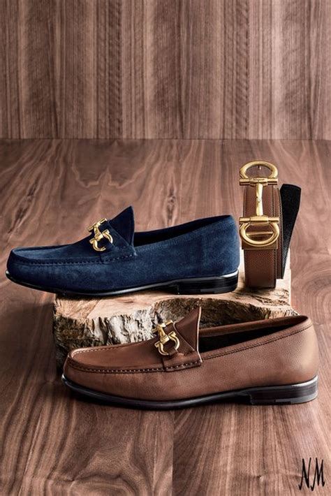 suede loafers with suit a classic shoe for classic style crafted with pebbled
