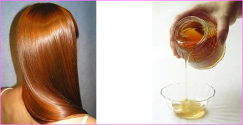 how to make and apply olive and honey hair mask at home