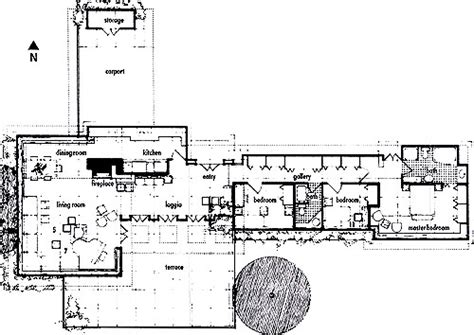 floorplan usonian automatic traveling exhibit and the