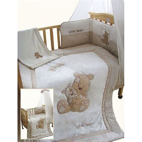snuggle bed bears 5 cot cotbed bedding