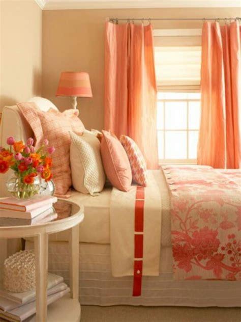 coral bedroom color schemes coral color scheme