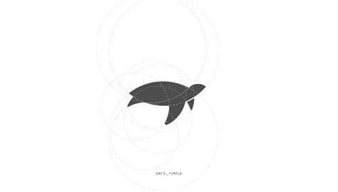 perfect animal logotypes   golden ratio