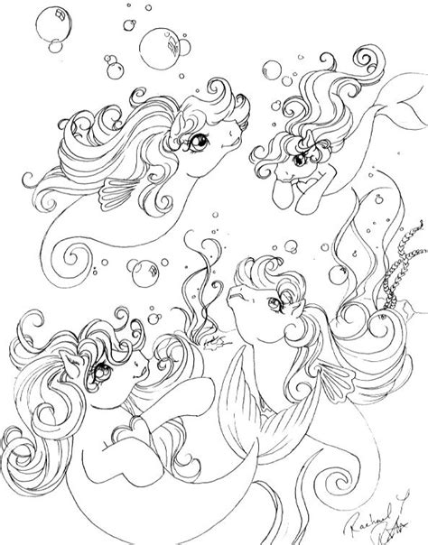 sea pony coloring pages my little pony sea ponies coloring pages for kids