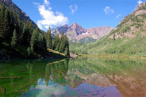 Maroon August | maroon bells summer august 24th 2010 aspen colorado