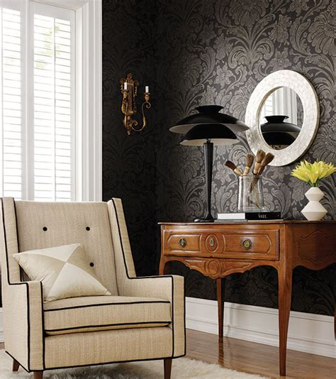 wallpaper interior design different wall finishes for the interior design of your