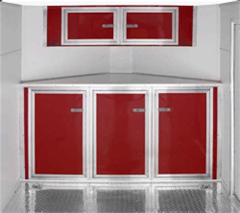 v nose enclosed trailer cabinets v nose cabinet cabinets tire racks cargo trailer repair