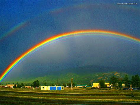 imagenes de un arco iris arcoiris de la vida arco iris doble