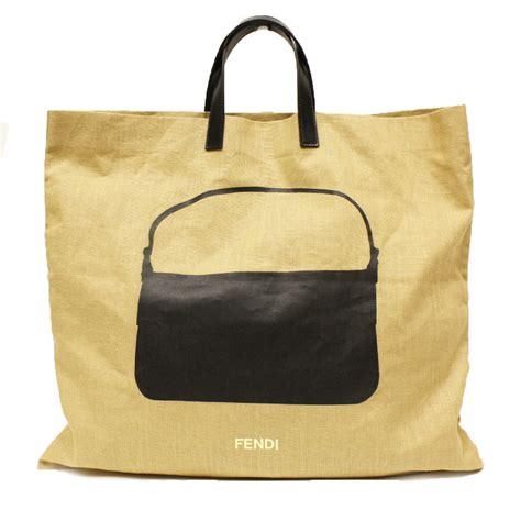 Conrads Dg Allyson Bowling Bag by Fendi Linen Shopping Bag Black Leather Of The Fridays