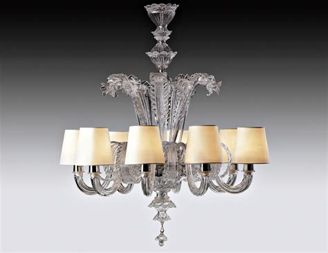 Chandelier Atlanta Nella Vetrina Atlanta 10004 8 Venetian Chandelier In Clear