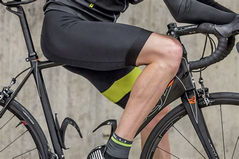 S Oliver Bike Shorts are longer cycling shorts more aero cycling weekly